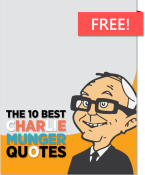 The 10 Best Charlie Munger Quotes