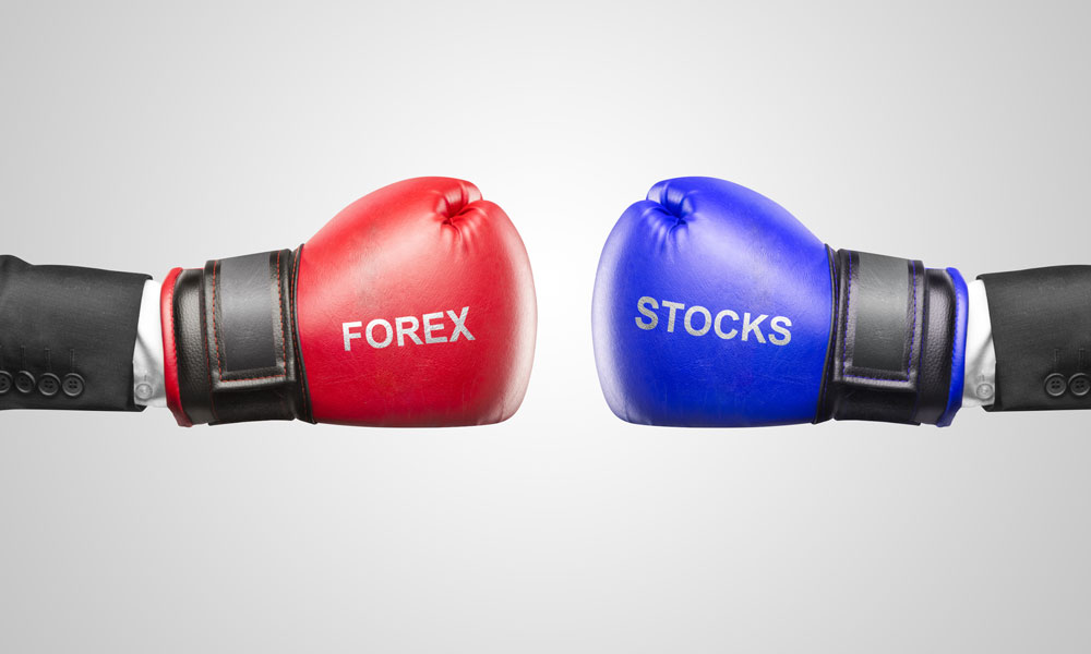 Stocks vs. Forex Differences - Vintage Value Investing