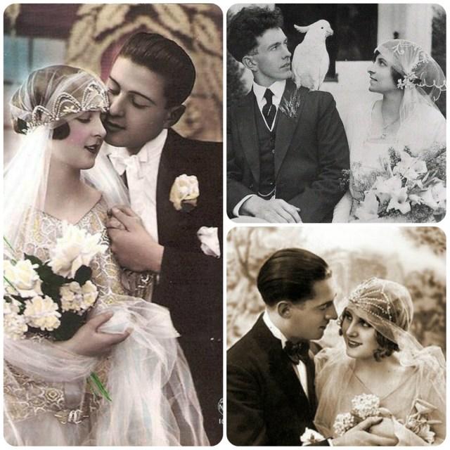 plan vintage wedding