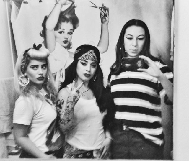 Jordans Wallpaper For Girls Gollo S Annual Cholo Party At Beauty Bar Vintage Vandalizm