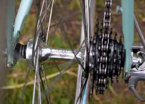 Campagnolo Victory hubs