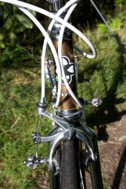 Ciocc San Cristobal headtube badge