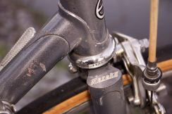 Merckx professional 1st generation merckx fork crown script