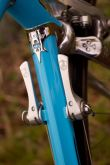 Campagnolo C-Record 8 speed down tube shifters
