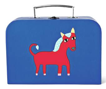 Horse suitcase, Tiger Stores, £8