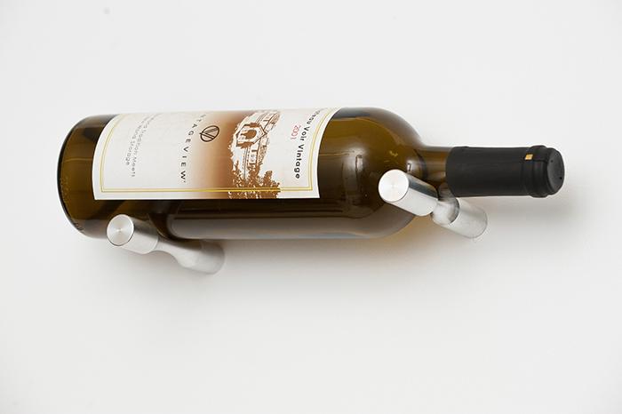 Vino Pins  Metal Wine Rack Pegs by VintageView