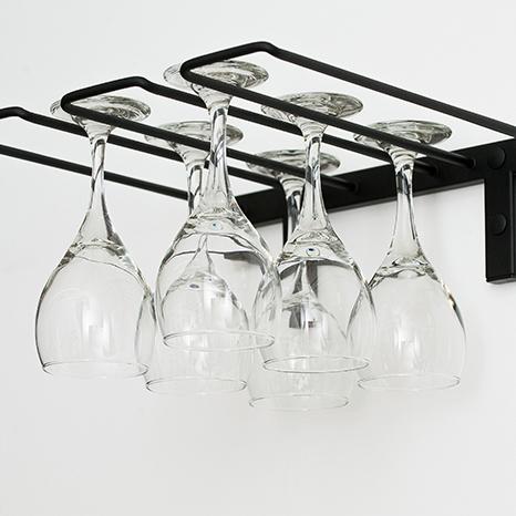 Stemware Rack (2 to 6 wine glass capacity)