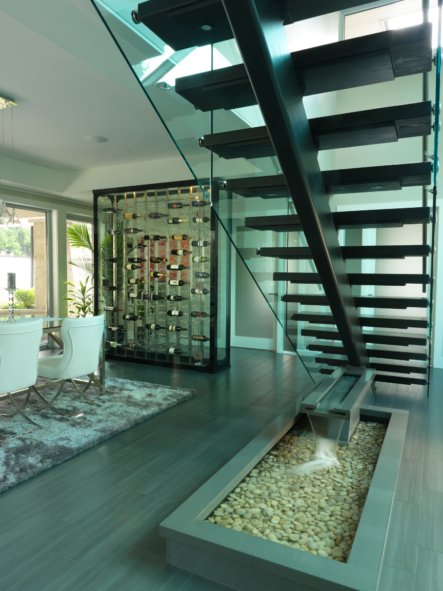 Best Modern Residential Wine Cellar 2017 Stave Cellar by