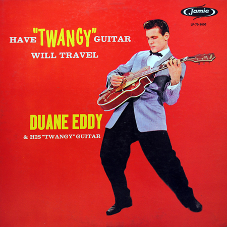 twangy definition What is