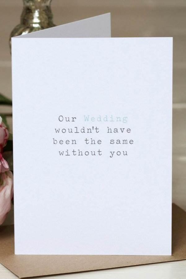 Etsy wedding thank you card 4 via National Vintage Wedding Fair