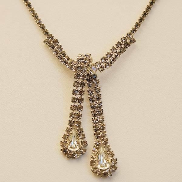Necklace, Kramer  Available at Gemma Redmond Vintage