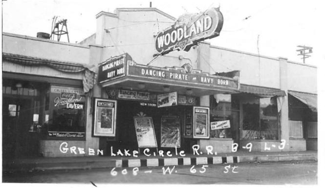 The Great Depression Saturday Matinees At The Woodland