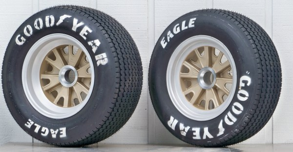 Wheel And Tire Packages 15 Vintage Wheels Hot Rod