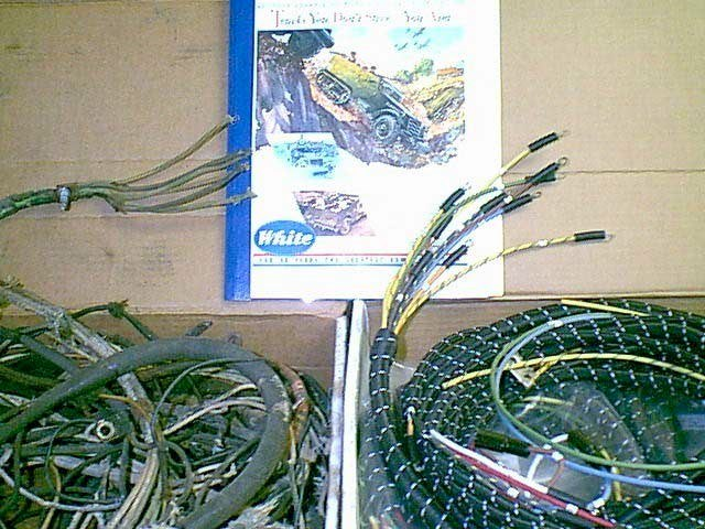vintage wiring harness wiring schematic diagram 184 skematic co Auto Wiring Harness Replacement