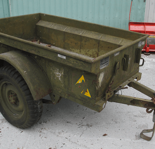 Trailer - M100 Early Style