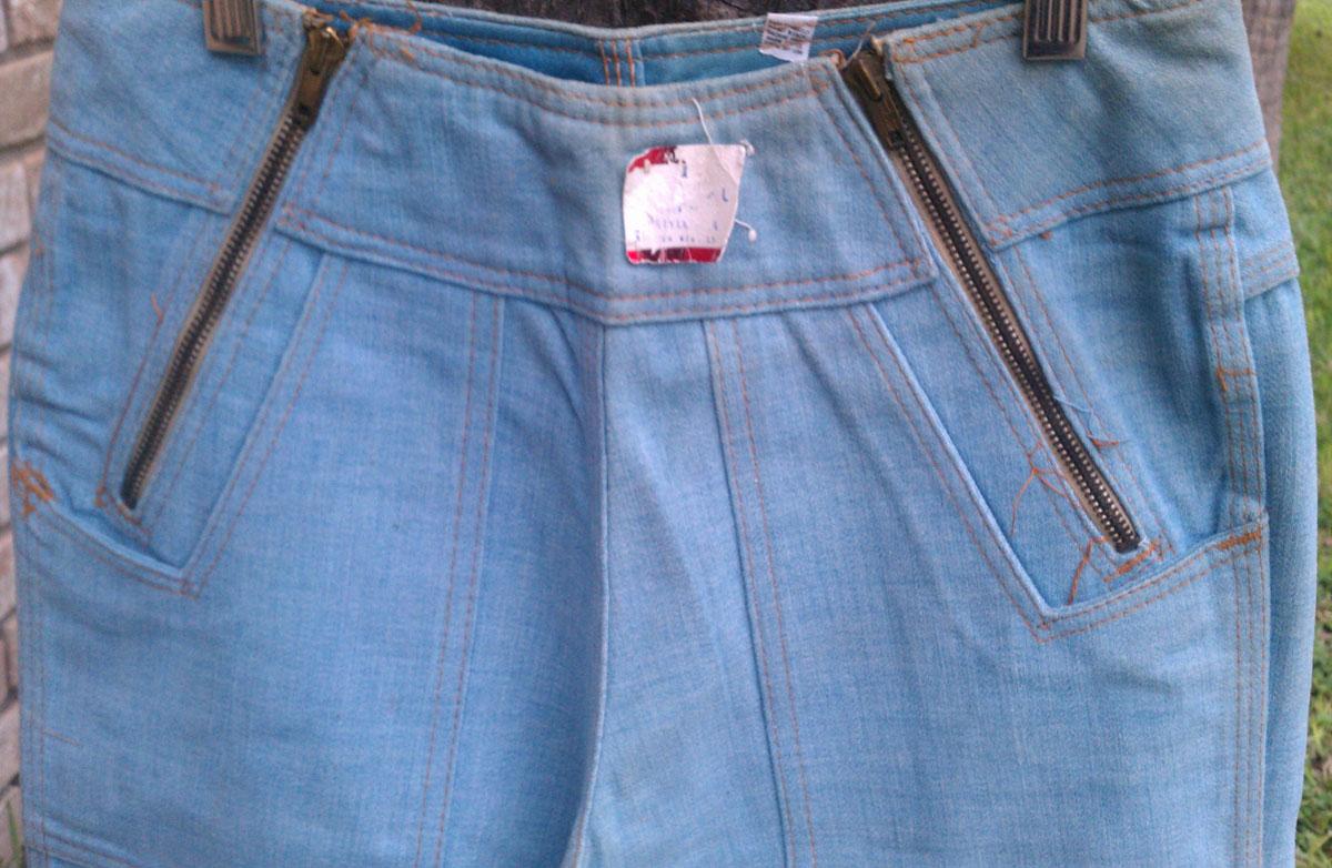 Mens Light Blue Shorts