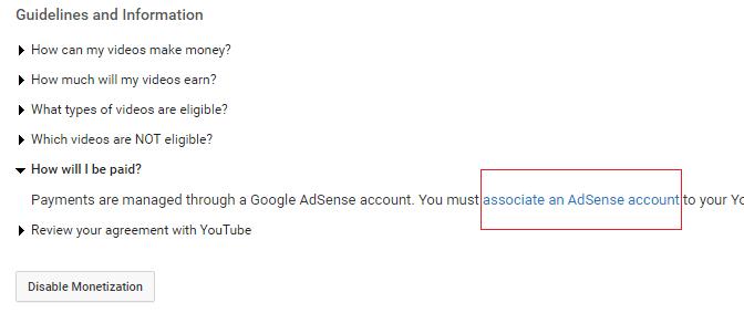 How will i be paid youtube-min