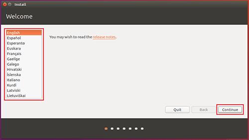 How to install Ubuntu Desktop OS on a PC, alongside
