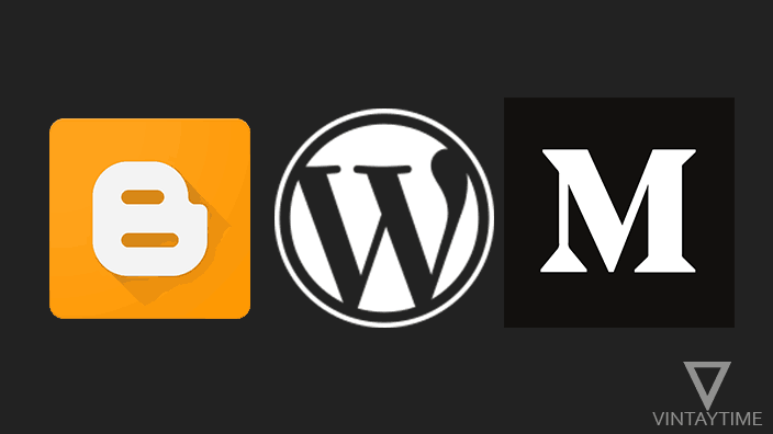 blogging sites platforms featured