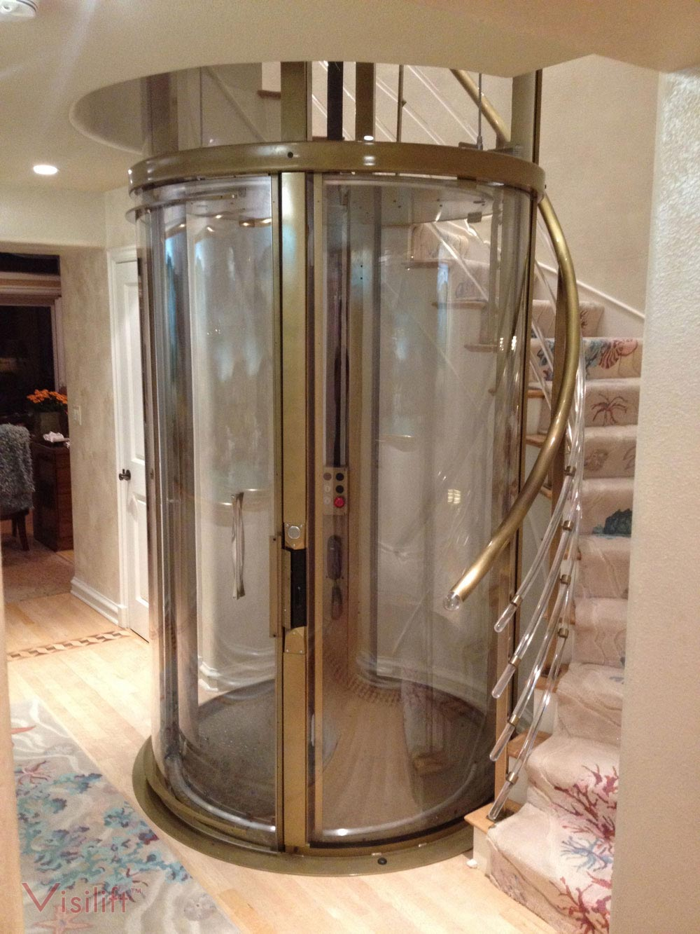 5 Benefits of installing a lift at home  space safety mobility style value