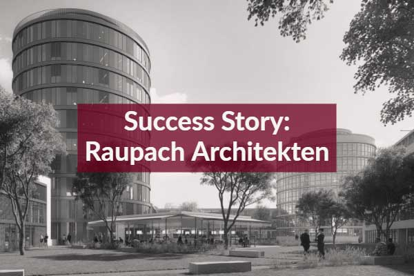Success Story AWS VINTIN Raupach Architekten