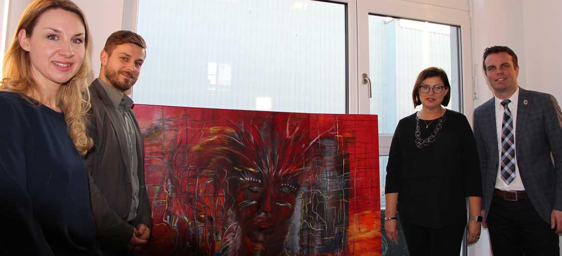Pressebild IT und Kunst: Kerstin Geyer