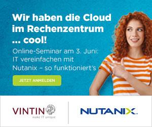 Enduser Computing mit Nutanix und VINTIN