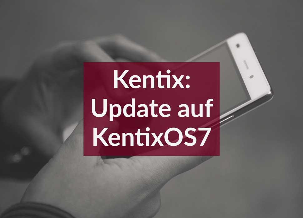 Kentix: Update auf KentixOS7