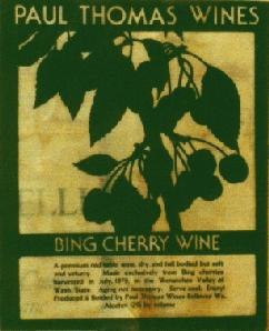 paul thomas winery old