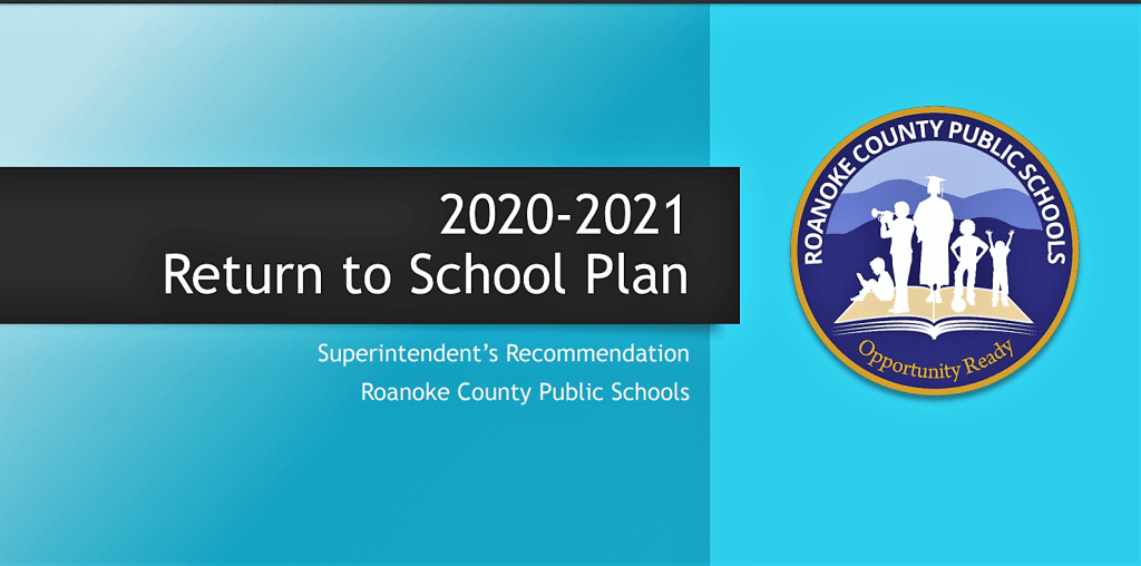 When Is Roanoke County Recognizing Halloween 2020 School Board approves expandable plan for the start of the 2020