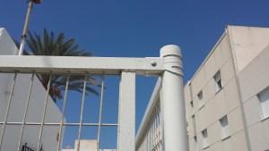 Accesorios Verja residencial industrial mallazo enmarcado