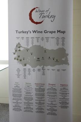 regiunile viticole turcesti