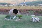 Urla Winery view