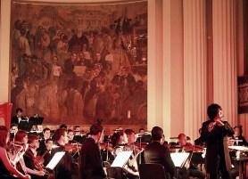 orchestra si solist