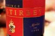 vin Prince Stirbey
