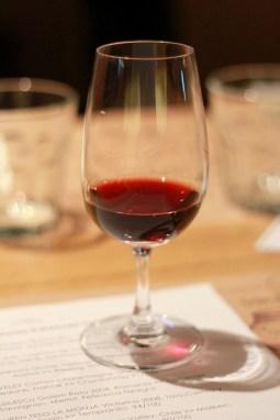 degustare de vin rosu