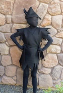 DIY Pan's Shadow http://www.brit.co/kids-halloween-costumes/