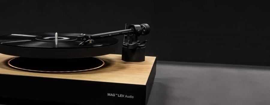 MAG-LEV Audio 2