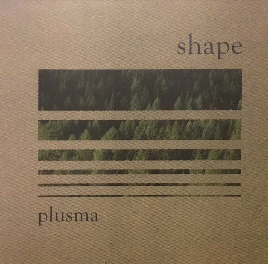 Shape EP - Cover Front