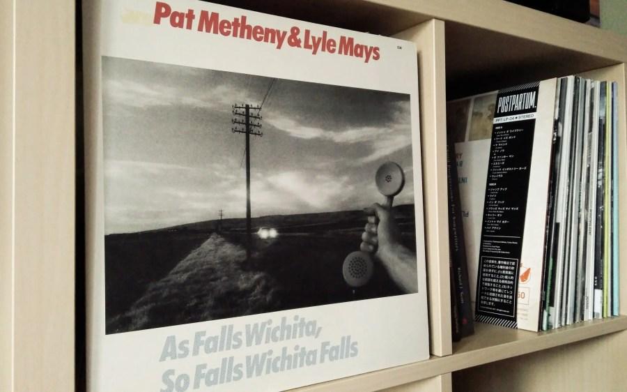Pat Metheny und Lyle Mays - As Falls Wichita, So Falls Wichita Falls