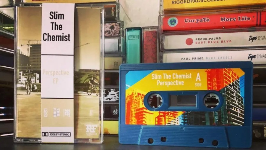 Slim The Chemist – Perspective EP