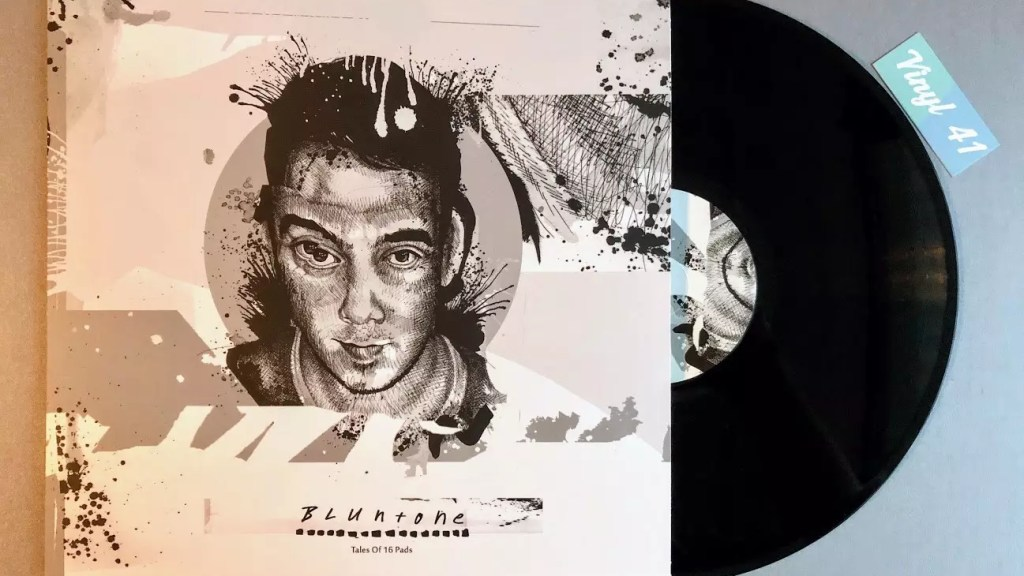 Bluntone - Tales of 16 Pads - Blunt Shelter Records