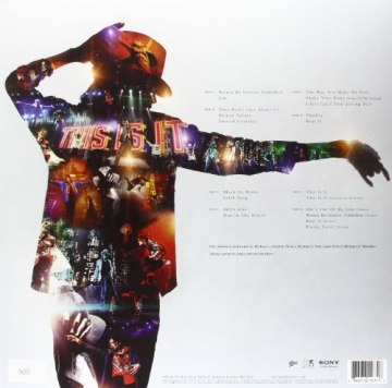 Michael Jackson's This Is It [Vinyl LP] - 2