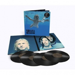 Nevermind (Remastered) Deluxe Version [Vinyl LP] - 1