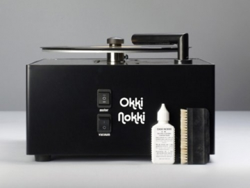Okki Nokki RCM II (aktuelle Version) Record Cleaning Machine Plattenwaschmaschine | Schwarz -