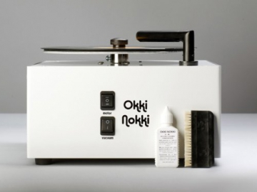 Okki Nokki RCM mk IV (aktuelle Version) Record Cleaning Machine Plattenwaschmaschine | Weiss - 1