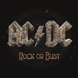 Rock Or Bust (Vinyl LP + CD) [Vinyl LP] - 1