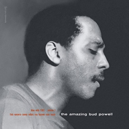 The Amazing Bud Powell (Remastered Limited Edition + Download-Code) [Vinyl LP] -