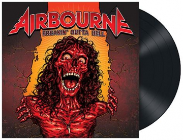 Airbourne Breakin´ outta hell LP Standard