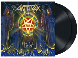 Anthrax For all kings 2-LP Standard